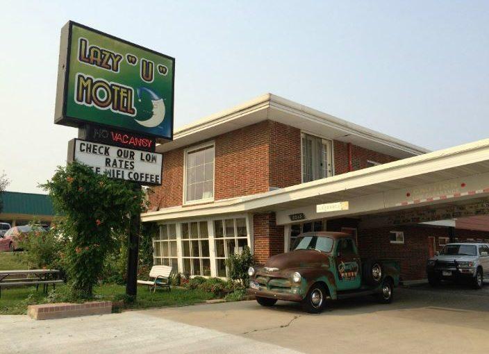 1950's mom and pop motel for sale in south dakota