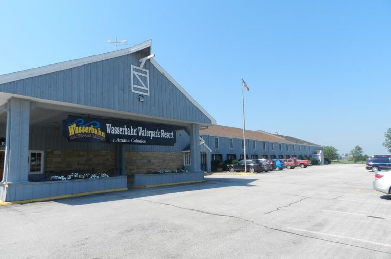Full Service Hotel for Sale in Central Iowa