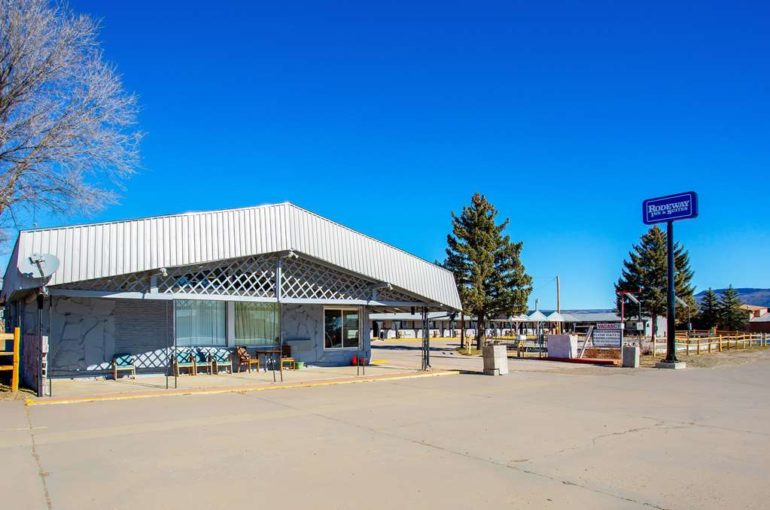 Newly Flagged Motel for Sale I-25 New Mexico