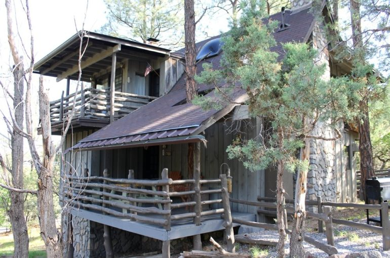 Rustic Mountain Cabins for Sale in Southwest New Mexico Mountains