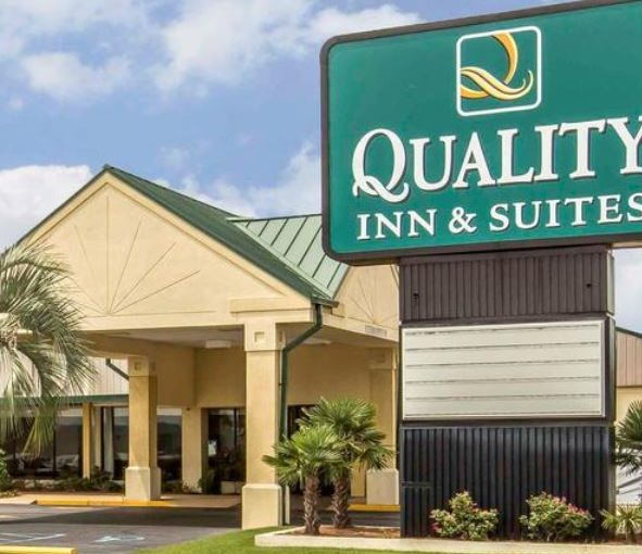 LAKEVIEW QUALITY INN & SUITES HOTEL FOR SALE IN ALABAMA