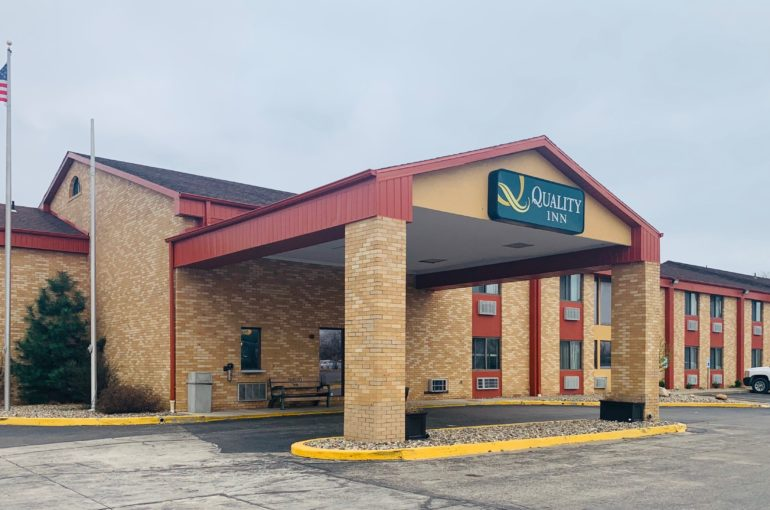 Choice Hotel for Sale in Iowa