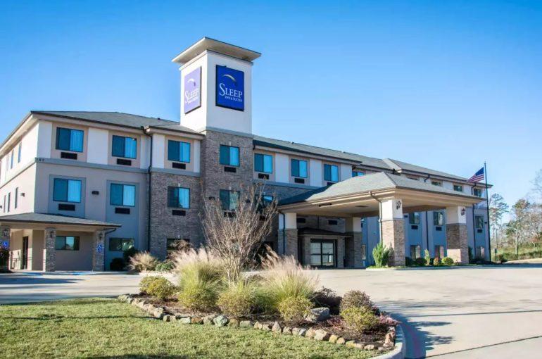 Sleep Inn & Suites Hotel for Sale in East Texas