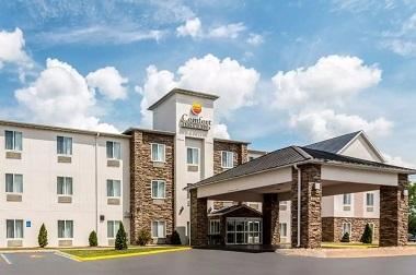 Comfort Inn & Suites Hotel for Sale in Missouri