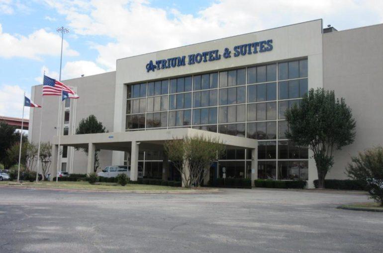 Airport Hotel for Sale Dallas Texas